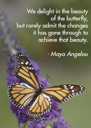 Healing Butterfly Garden...