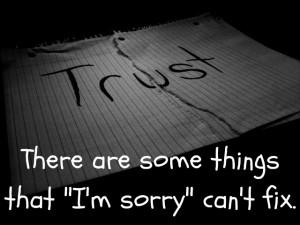 Trust me trust you