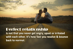 No Relationship Is Perfect Quotes