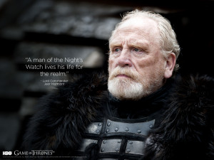 Wallpaper: Game of Thrones Quote