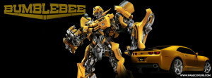 Bumblebee Transformers Cover Comments
