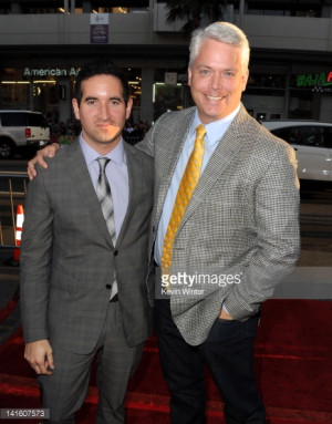 News Photo Director Hayden Schlossberg and producer Craig Perry