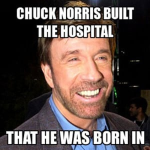chuck norris meme funny meme share this funny caption pic on facebook