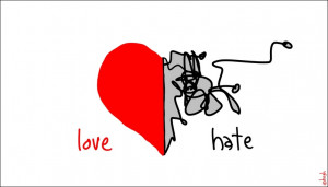 The SCARY Thin Line Between Love and Hate