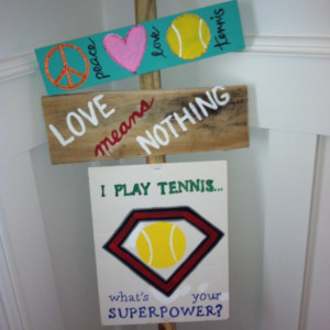 Cute Tennis Sayings
