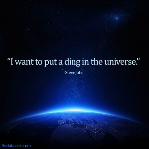 Universe Quotes Inspirational About