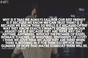 Best friends falling in love quotes tumblr