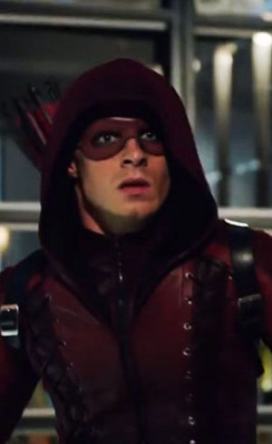 Arrow - 3x02 - Sara - Roy Harper as Arsenal Arrows Olicity, Arrows Th ...