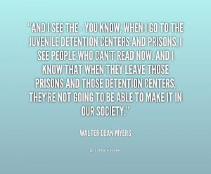 Monster By Walter Dean Myers Quotes