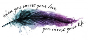 Feather tattoo idea-cover up for myheart???