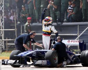 Credit: AT&T Williams F1