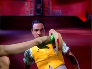 who is gene kelly's dancing partner ?