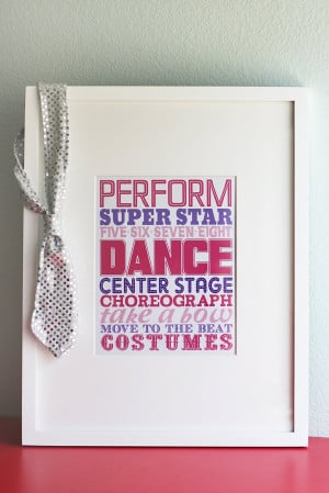 ... and frame to make this simple coach appreciation gift from eighteen25