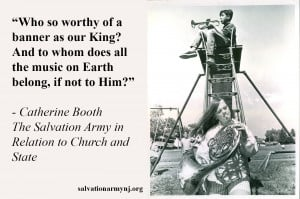 Salvation Army William Booth Quotes
