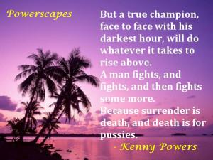 Powerscapes