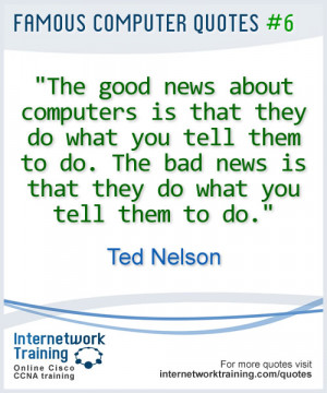 Good Study Quotes Quotes: good & bad news.