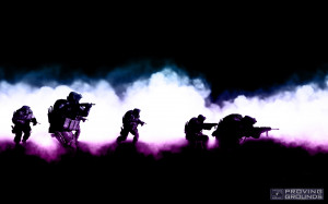 Aa Proving Ground Soldier Wallpaper