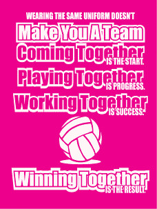 volleyball motivational team quotes