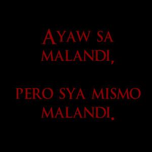 Girl Patama Tagalog Quotes