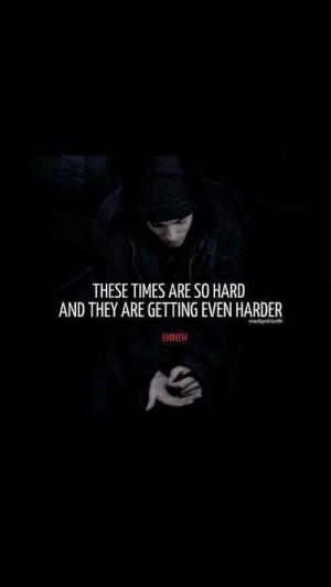 Eminem quote -