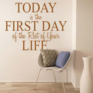 Quotes Inspirational Wall Item