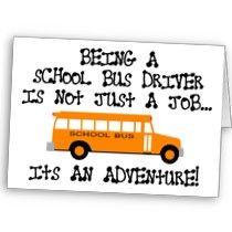 School Bus Driver Appreciation Quotes