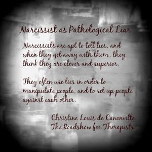 Pathological Liar Quotes