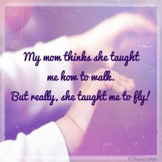 My Mom is my Hero!