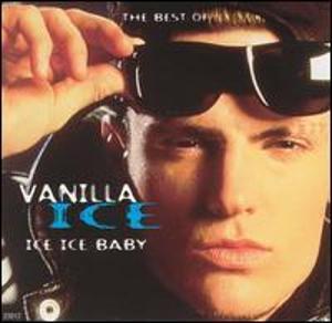 the infamous rap hit ice ice baby by vanilla ice