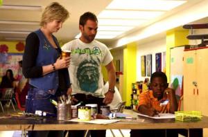 ... William Scott, Jane Lynch and Bobb'e J. Thompson in Role Models (2008