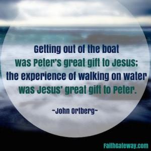 John Ortberg's Quote