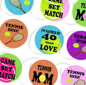Tennis Sayings