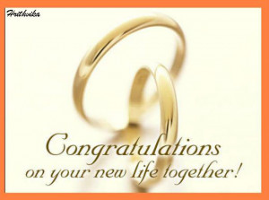 Quotes For Newly Married Couples Congratulations Marriage