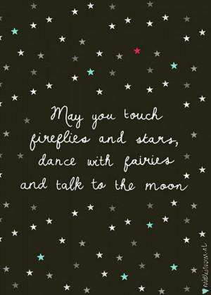 Talk to the moon. #Moon #stars