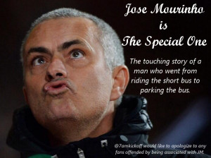 Jose Mourinho loses it all at the Bridge