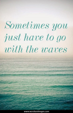 Quotes sea