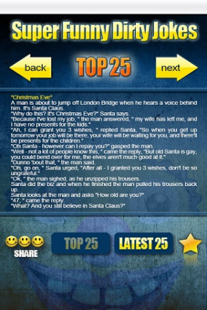 Download Super Funny Dirty Jokes free for your Android phone