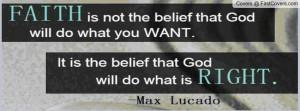 max lucado Profile Facebook Covers
