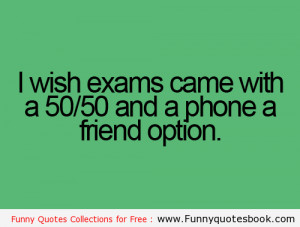 Very funny wish for failure students - Funny Quotes