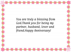 Thank You Quotes For Husband Thank you for being my partner