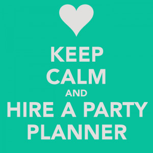 partyplanner #event #planner #party