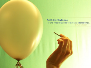 Wallpaper: Quotes-Self Confidence hd motivational wallpaper