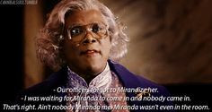 Madea Goes to Jail - Ain't Scared of No Po Po