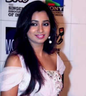 Shreya Ghoshal Hot Photos