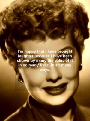 查看更大图片 Lucille Ball quotes 用于 的 Android 的 ...