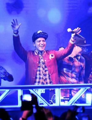Bruno Mars's Best Moments
