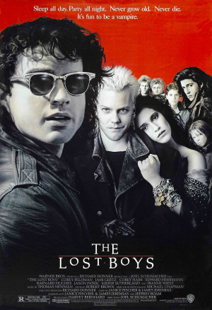 The Lost Boys (1987) Review