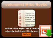 columnist Mike Royko quotes