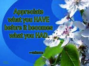 quotes appreciation quotes appreciation quotes appreciation quotes ...