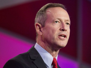 Martin O'Malley schedules presidential fundraiser for eve of his big ...